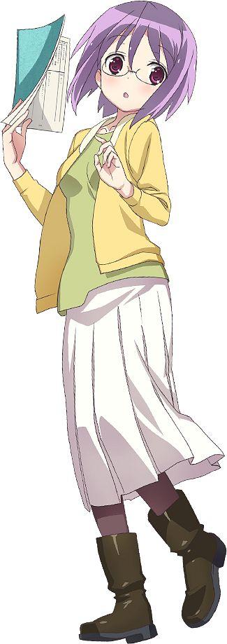 Ichinose Futaba - Sore ga Seiyuu!