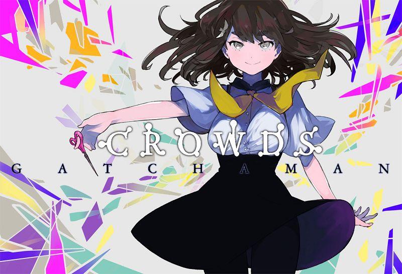 Tags: Anime, Pixiv Id 7680972, Gatchaman Crowds, Ichinose Hajime