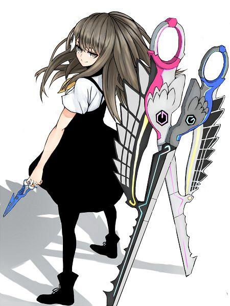 Tags: Anime, Azure Luna, Gatchaman Crowds, Ichinose Hajime