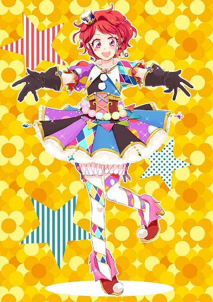 Tags: Anime, Popoin, Aikatsu!, Ichinose Kaede, Fanart From Pixiv, Pixiv, Fanart