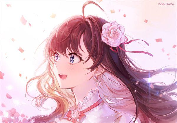Tags: Anime, Pixiv Id 4279895, THE iDOLM@STER: Cinderella Girls, Ichinose Shiki, Pixiv, Fanart, Fanart From Pixiv
