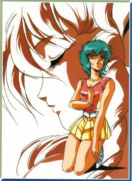 Tags: Anime, Toshihiro Hirano, Anime International Company, Iczer, Nagisa Kanou (Iczer), Iczer-one (Iczer), Scan