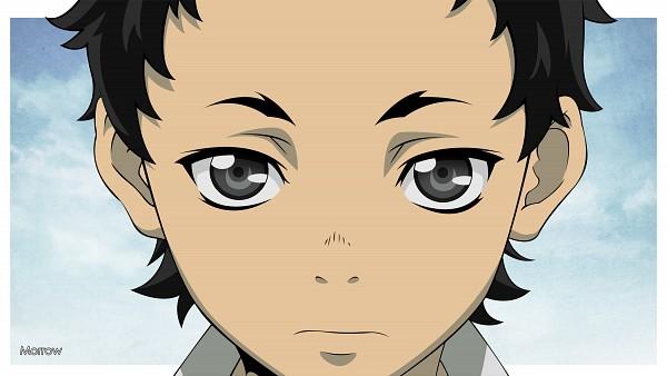 Tags: Anime, Morrow, Deadman Wonderland, Igarashi Ganta, Vector, Fanart, Pixiv, Wallpaper, Deadman