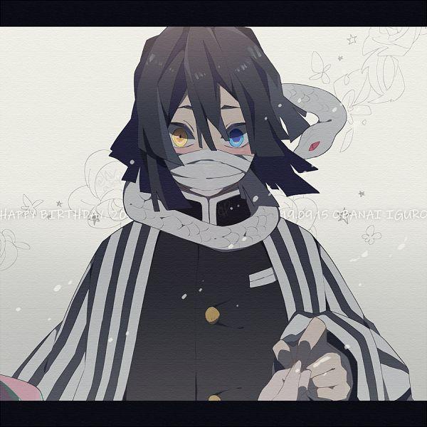 Tags: Anime, Pixiv Id 3108049, Kimetsu no Yaiba, Iguro Obanai, Fanart, Fanart From Pixiv, Pixiv