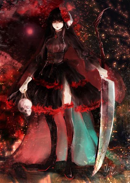 Tags: Anime, Ihirotang, Mobile Wallpaper, Pixiv, Original