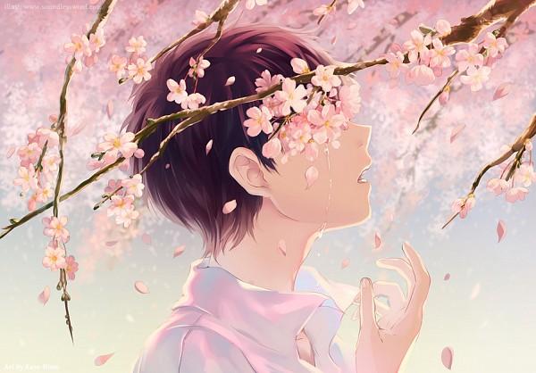 Tags: Anime, Kaze-hime, Neon Genesis Evangelion, Ikari Shinji, Fanart, Pixiv