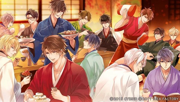Tags: Anime, Yamada Shiro, CYBIRD, Otomate, IDEA FACTORY, Ikemen Sengoku ~Toki wo Kakeru Koi~, Uesugi Kenshin (Ikemen Sengoku), Sanada Yukimura (Ikemen Sengoku), Imagawa Yoshimoto (Ikemen Sengoku), Oda Nobunaga (Ikemen Sengoku), Takeda Shingen (Ikemen Sengoku), Date Masamune (Ikemen Sengoku), Mori Ranmaru (Ikemen Sengoku),  Ikemen Sengoku: Romances Across Time