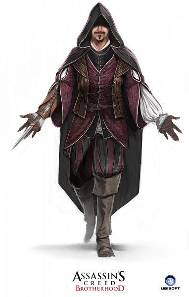 Il Lupo - Assassin's Creed: Brotherhood