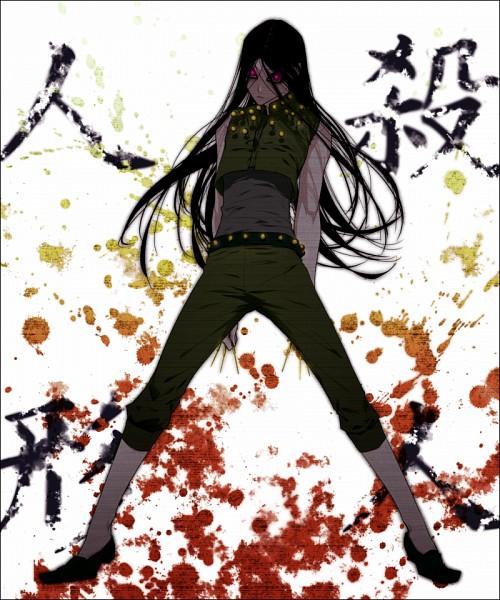 Tags: Anime, Jiroko, Hunter x Hunter, Illumi Zoldyk, Fanart, Fanart From Pixiv, Pixiv