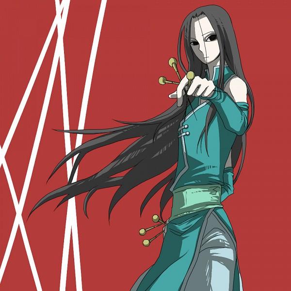 Tags: Anime, Pixiv Id 5843777, Hunter x Hunter, Illumi Zoldyk, Pixiv, Fanart, Fanart From Pixiv