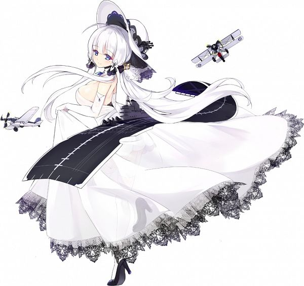 Illustrious (Azur Lane) - Azur Lane
