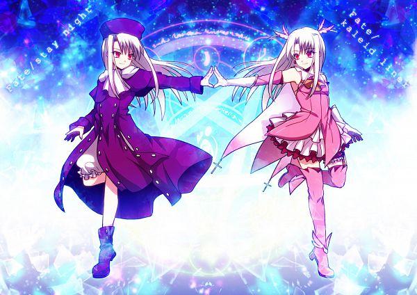 Tags: Anime, Pixiv Id 6763745, TYPE-MOON, Fate/kaleid liner PRISMA ☆ ILLYA, Fate/stay night, Prisma Illya, Illyasviel von Einzbern