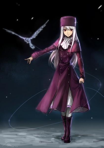 Tags: Anime, Rinkai (Pixiv1664083), Fate/stay night, Illyasviel von Einzbern, Mobile Wallpaper, Fanart, Fanart From Pixiv, Pixiv