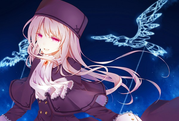 Tags: Anime, Far Eastern Funion, Fate/stay night, Illyasviel von Einzbern, Pixiv