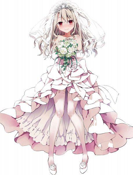 Tags: Anime, Hiroyama Hiroshi, Fate/kaleid liner PRISMA ☆ ILLYA, Illyasviel von Einzbern, PNG Conversion, Official Art