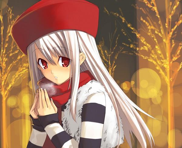 Tags: Anime, Shingo (Missing Link), White Chronicles, Fate/stay night, Illyasviel von Einzbern