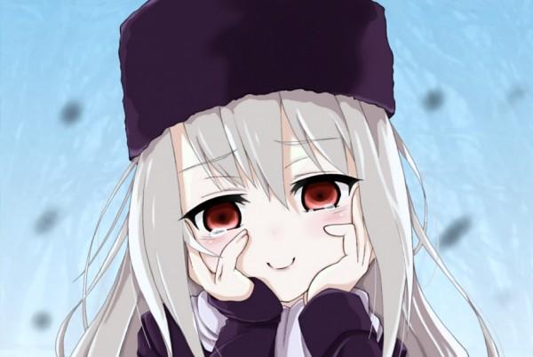 Tags: Anime, TYPE-MOON, Fate/zero, Illyasviel von Einzbern, Mirai Nikki (Parody)