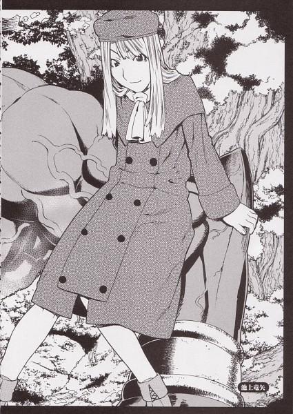 Tags: Anime, TYPE-MOON, Type Moon Support Book 2, Fate/stay night, Illyasviel von Einzbern, Scan