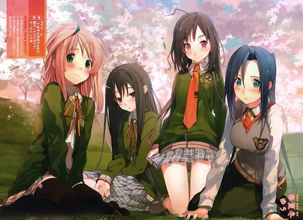 Tags: Anime, Akinashi Yuu, Fairys (Studio), Ima Sugu Oniichan ni Imouto da tte Iitai!, Haida Kimika, Nanase Matsuri, Shigemori Mao, Mitani Ayumu, Official Art, Scan