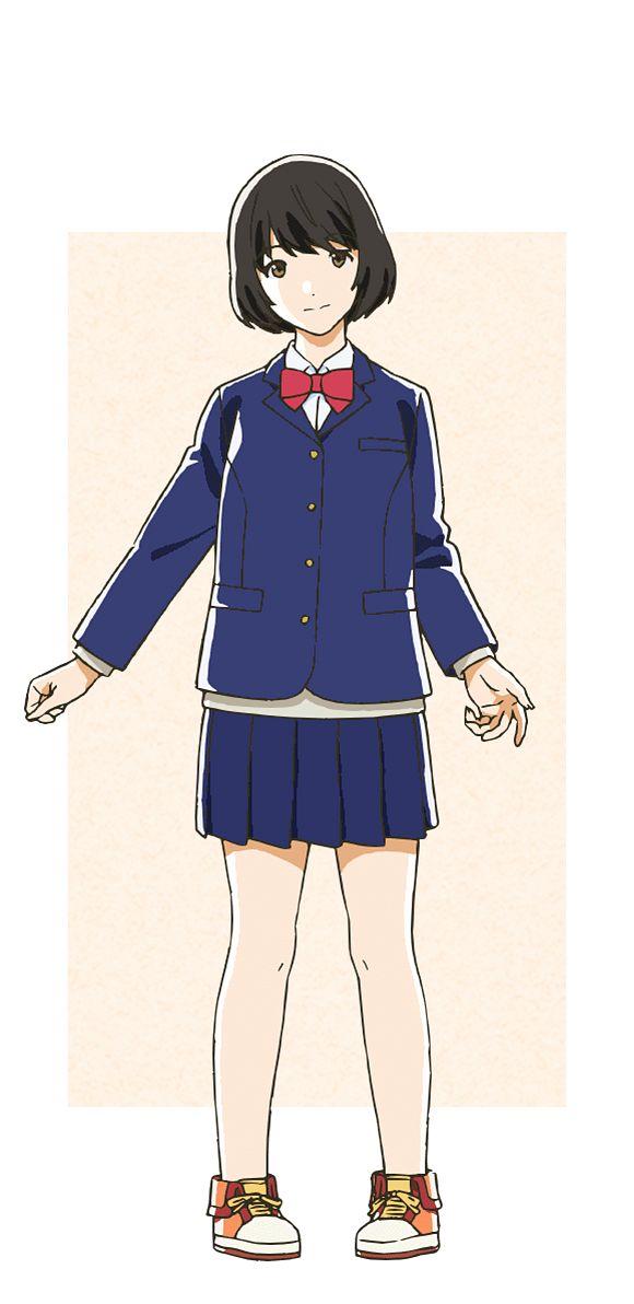 Imazu Miu - Tsuki ga Kirei