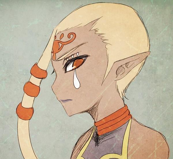 Tags: Anime, Onisuu, Zelda no Densetsu, Zelda no Densetsu: Skyward Sword, Impa, Impa (Skyward Sword), Sheikah, deviantART, Fanart From DeviantART, Fanart