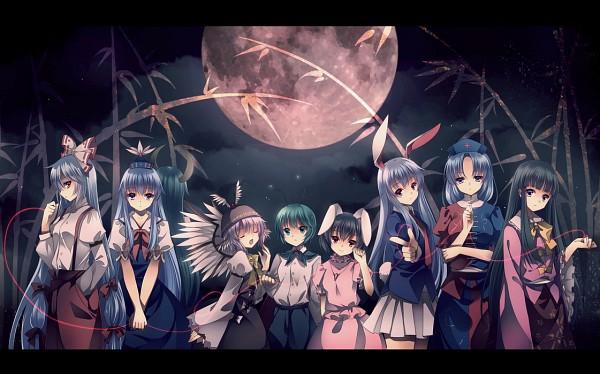 Imperishable Night - Touhou