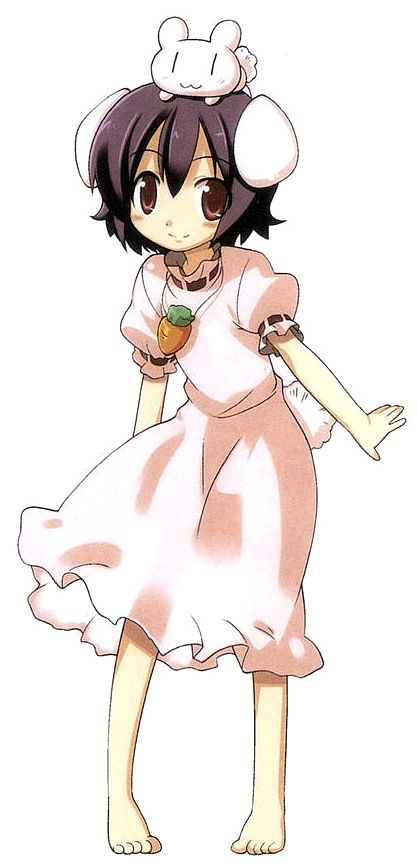 Inaba Tewi (Tewi Inaba) - Touhou