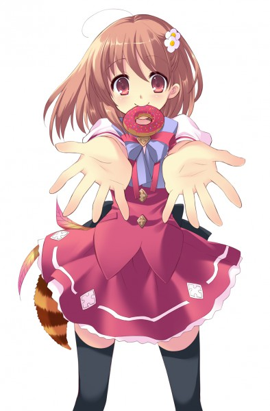 Tags: Anime, Ito Noizi, Flyable Heart, Inaba Yui