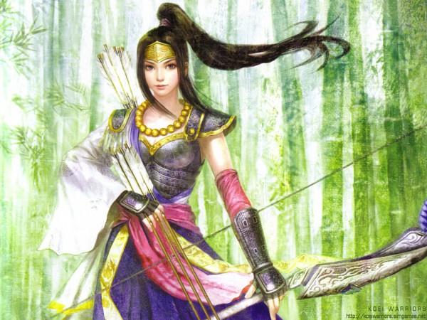 Inahime - Sengoku Musou