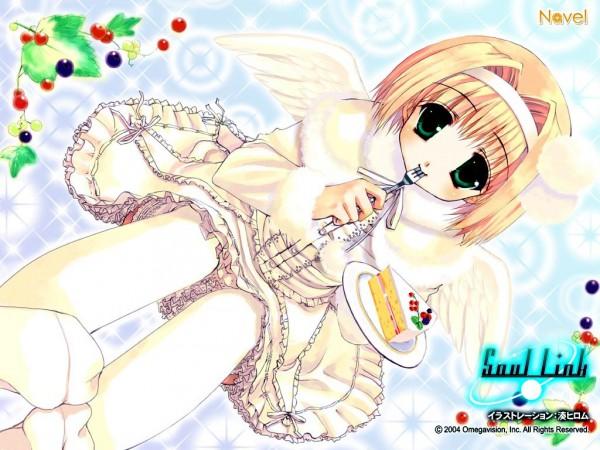 Tags: Anime, Suzuhira Hiro, Navel (Studio), Soul Link, Inatsuki Nanami