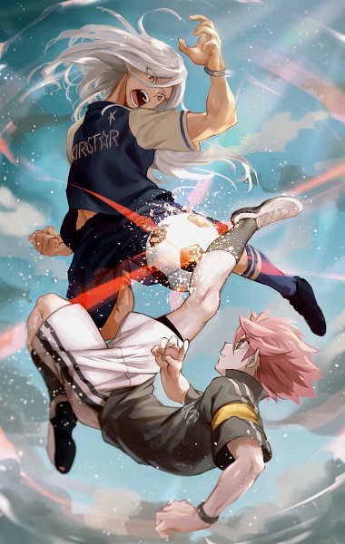 Inazuma Eleven: Ares no Tenbin (Inazuma Eleven Balance Of Ares) - Level-5