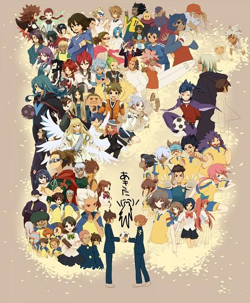 Tags: Anime, Yy888s, Inazuma Eleven GO, Inazuma Eleven, Kogure Yuuya, Hijikata Raiden, Suzuno Fuusuke, Nishizono Shinsuke, Fudou Akio, Chan-soo Chae, Ichinose Kazuya, Shindou Takuto, Midorikawa Ryuuji