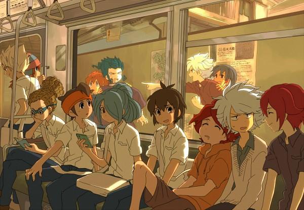 Tags: Anime, Temk, Inazuma Eleven GO, Inazuma Eleven, Matsuno Kuusuke, Shuu (Inazuma Eleven), Suzuno Fuusuke, Matsukaze Tenma, Nagumo Haruya, Kidou Yuuto, Kazemaru Ichirouta, Gouenji Shuuya, Endou Mamoru