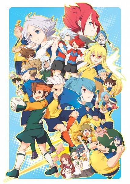 Tags: Anime, Souchuu, Inazuma Eleven, Ichinose Kazuya, Tsunami Jousuke, Kabeyama Heigorou, Nagumo Haruya, Raimon Natsumi, Urabe Rika, Kazemaru Ichirouta, Genda Koujirou, Domon Asuka, Someoka Ryuugo