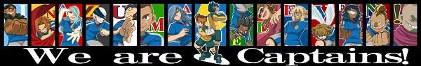Tags: Anime, Pixiv Id 288900, Inazuma Eleven, Jake Fana, Chan-soo Chae, Pierre Godin, Demonio Strada, Tolue Teres, Lubbock Henktacker, Nice Dolphin, Jonas Borak, Valtinas Edgar, Mac Roniejo