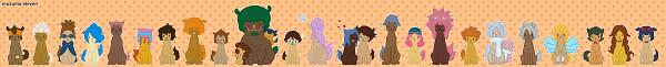 Tags: Anime, Level-5, Inazuma Eleven, Fubuki Atsuya, Handa Shinichi, Sakichi Shishido, Someoka Ryuugo, Kino Aki, Ayumu Shorinji, Kazemaru Ichirouta, Kidou Yuuto, Kabeyama Heigorou, Kageno Jin