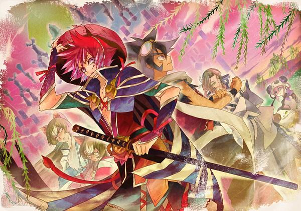 Tags: Anime, Baby White, Level-5, Inazuma Eleven, Genda Koujirou, Pixiv, Fanart