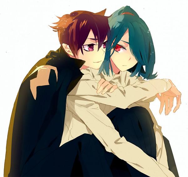 Tags: Anime, Rozer, Level-5, Inazuma Eleven, Endou Mamoru, Kazemaru Ichirouta
