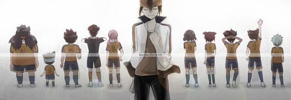 Inazuma Eleven - Level-5