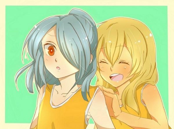 Tags: Anime, Level-5, Inazuma Eleven, Miyasaka Ryou, Kazemaru Ichirouta