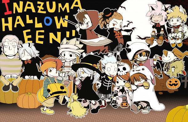 Tags: Anime, Kino (Pixiv2584566), Inazuma Eleven, Someoka Ryuugo, Ayumu Shorinji, Tachimukai Yuuki, Fubuki Shirou, Fudou Akio, Kidou Yuuto, Ichinose Kazuya, Handa Shinichi, Gouenji Shuuya, Kazemaru Ichirouta