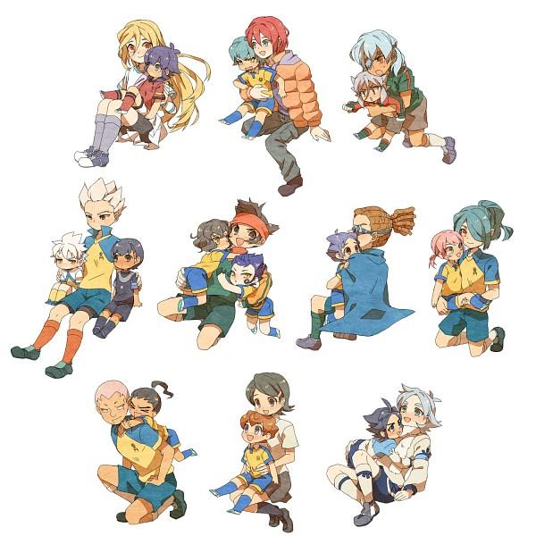 Tags: Anime, Honey-hopi, Inazuma Eleven GO, Inazuma Eleven, Miyabino Reiichi, Fubuki Shirou, Matsukaze Tenma, Yukimura Hyouga, Sakuma Jirou, Kazemaru Ichirouta, Shindou Takuto, Kariya Masaki, Kiyama Hiroto
