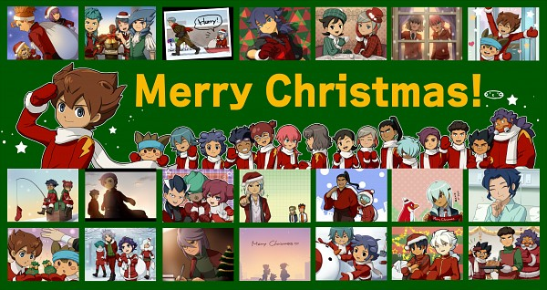 Tags: Anime, Level-5, Inazuma Eleven, Inazuma Eleven GO, Kidou Yuuto, Ichino Nanasuke, Hakuryuu (Inazuma Eleven), Endou Mamoru, Nishizono Shinsuke, Aoyama Shunsuke, Gouenji Shuuya, Kurama Norihito, Shuu (Inazuma Eleven)