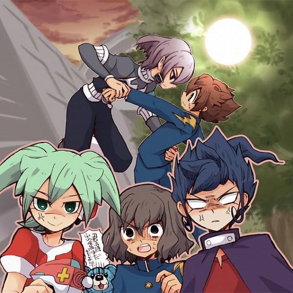 Inazuma Eleven GO Chrono Stone - Inazuma Eleven GO