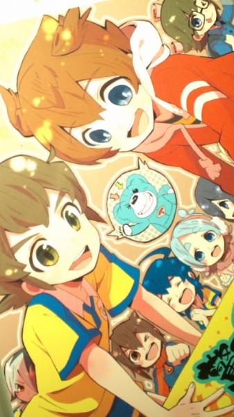 Inazuma Eleven GO Vs Danball Senki W - Inazuma Eleven GO