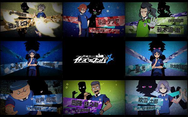 Tags: Anime, Pixiv Id 3377132, Inazuma Eleven Orion no Kokuin, Inazuma Eleven, Inazuma Eleven: Ares no Tenbin, Ichihoshi Mitsuru, Fubuki Shirou, Kiyama Tatsuya, Iwato Takashi, Kira Hiroto, Goujin Tetsunosuke, Ichihoshi Hikaru, Saginuma Osamu, Inazuma Eleven Mark Of Orion