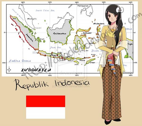 Indonesia - Axis Powers: Hetalia
