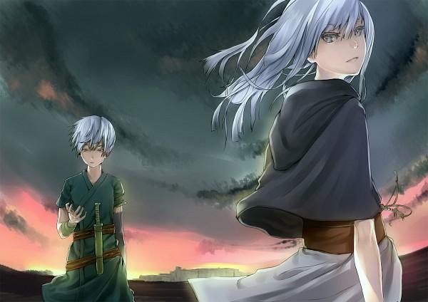 Tags: Anime, Ini, Pixiv, Original