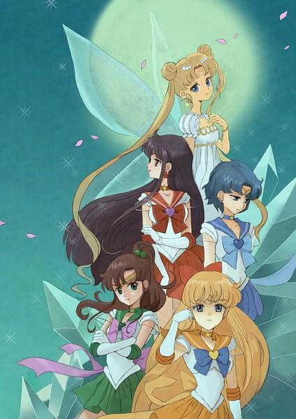 Tags: Anime, Bishoujo Senshi Sailor Moon, Sailor Mars, Mizuno Ami, Sailor Venus, Kino Makoto, Sailor Jupiter, Tsukino Usagi, Aino Minako, Princess Serenity, Sailor Mercury, Hino Rei, Mobile Wallpaper