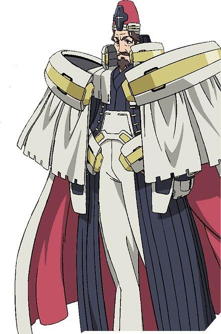 Innocentius (Kyoukai Senjou No Horizon) - Kyoukai Senjou no Horizon